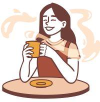 people like coffee
